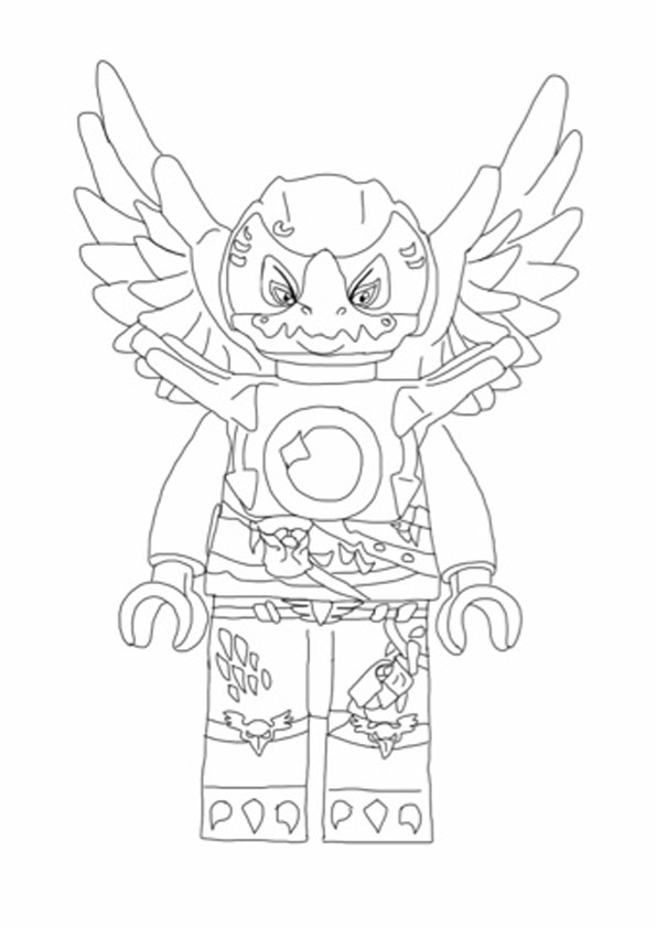 Lego Chima Coloring Pages information: keywords and pictures